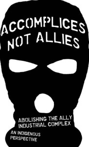 "Illustrating the Article ""Accomplices Not Allies"""