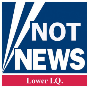 Not News Fox logo