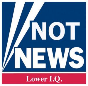 Not News Fox logo