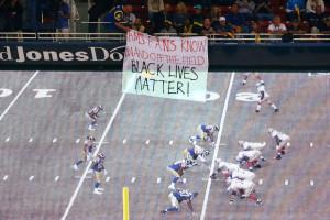 Sports black lives matter